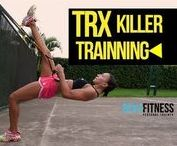 TRX fire!