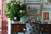 Indoor plants / Indoor plants in country houses