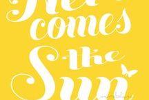 Ensoleilé / le jaune,le blanc,le soleil sur la peau,une mode en couleur,robe top ,pantalon,