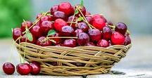 Fruits et légumes du marché / Ce tableau est une bible des fruits et légumes du marché. Découvrez tous les secrets de la pomme de terre, la tomate, la carotte, la courgette, la pomme, la poire et bien d'autres produits du marché !