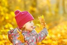 All About Autumn / Autumn and Fall themed teaching ideas, decor and activities for preschool, kindergarten and first grade.