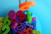 Math - Number Work / Math - number work: ideas, games and activities for preschool, kindergarten and first grade. / by okinawan girl