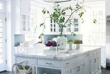 KITCHENS / Dreamy kitchens to cook in.