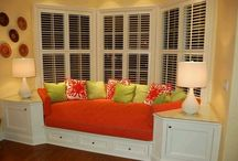 Window Seats and Nooks