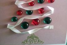 Christmas Cards / Ideas for cardmaking