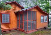 Cabin Remodeling Ideas