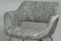 Verhoiltu @ Verhoomo Vekki / Upholstered @ Verhoomo Vekki / Kaikki kuvien tuolit verhoiltu Verhoomo Vekissä, Turussa.  All these chairs are re-upholstered at Verhoomo Vekki, Turku Finland.