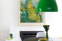 Delicious decor / Funky ideas for home