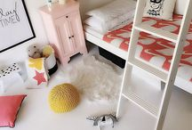 Little ladies room / Lovely things for Miss L's room