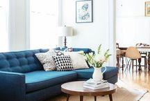 Lovely Lounge / Ideas for living room.