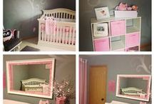 Ideas For Your Nursery / Ideas for creating the perfect nursery for your bundle of joy!