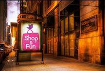 Stickers ludiques / Shop & Fun propose des stickers ludiques de décoration pour toute la maison.