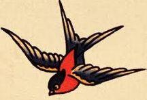 Tattoo - Birds