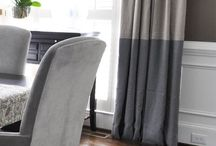 Curtains / Ideas!