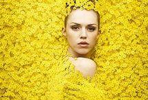 ⏏  Yellow Fashion ⏏ / by Antonia