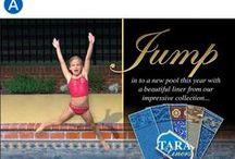 Tara Pool Dealer Post Cards