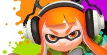 Splatoon / You're a kid now, you're a squid now.