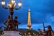 "Ahhhh Paris & France / by Sandra Russ Perry ""Vintage Enjoyables"""