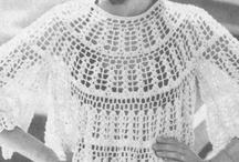 Crochet  Le Vêtements / by Croc Zilla