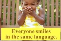 smiles everywhere