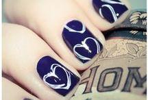 Nail art / Nail designs and nail art