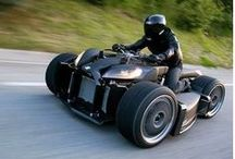 Cars & Motocycles / by Kriss P