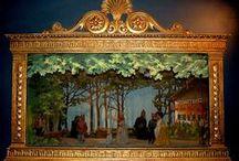 Escenografías - Iluminación Teatral - Diseño Teatral