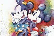 Disney / Releasing the inner child in all of us