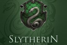 Being a Slytherin