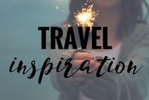 Travel Inspiration / Stories from the road - the wide, worldwide road - to inspire your next adventure and light a fire under that travel bug