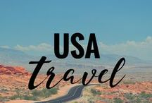 USA Travel / Travel tips, inspiration, and destination ideas for traveling in the USA!