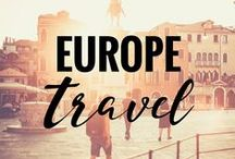 EUROPE Travel / European travel destinations, tips, and inspiration!