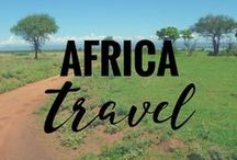 AFRICA Travel / Tips, tricks, destinations, and inspiration for traveling in Africa.