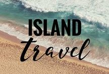ISLAND Travel / The islands of the world are calling . . . Tips + destinations + inspiration for traveling the islands of the globe.