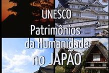 Patrimônios da Humanidade no Japão / O Japão esconde belezas naturais e tesouros dignos de serem incluídos na lista de patrimônios culturais e naturais do mundo, elaborada pela UNESCO. Conheça os locais considerados heranças da humanidade.