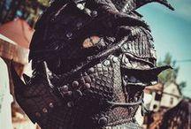 Warrior Mind / LARP medieval armour vikings