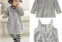 Šití pro děti - oblečení / by E-vina