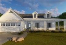 AHP | 1 Story House Plans / Our collection of 1-Story House Plans available for sale at advancedhouseplans.com