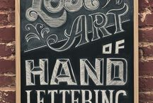 Lettering to love