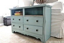 Wood & Furniture Crafting / all things to do with wood - reclaimed, pallets, new / by Kat Trubey