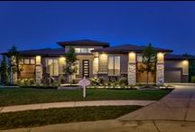 AHP | Photos of Designs by Advanced House Plans / Photos of a sampling of houses designed by Advanced House Plans.