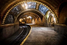NYC Subway History / by Stratton Films