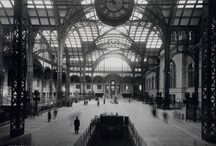 Old Penn Station / NYC's original Penn Station was demolished in 1962. Beauty hushed. / by Stratton Films