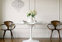 {HOME} Saarinen Table / by When Less is More when less is more