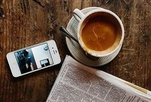 Coffee & Café / by Angela Oudshoorn