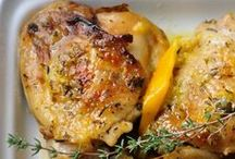 Chicken Recipes / 101 different and healthyways to cook chicken / by Flavour & Savour