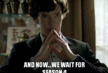 Sherlock / so there's something to gaze at between seasons...... / by Bobbi Cooper