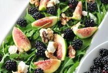Figs / recipes with figs, both sweet and savory / by Flavour & Savour