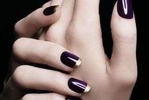 Nails / Manis/Pedis, Nail Care, Hands & Feet / by Jill Straw