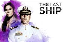 The Last Ship TNT Series / Pandemic virus, hunk  Captain, save the world  / by Bobbi Cooper